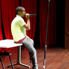 Lil B's NYU Lecture (Audio)