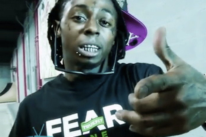 Lil Wayne covers CCS magazine with top skate pros
