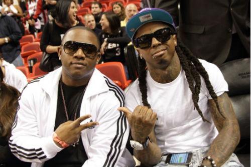 Mack Maine featuring Lil Wayne & Talib Kweli - Celebrate