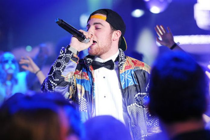 Mac Miller featuring Curren$y - Cold (Produced by Chuck Inglish)