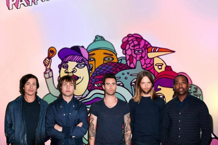 Maroon 5 featuring Wiz Khalifa - Payphone (Lyric Video)