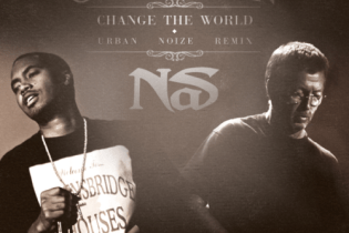 Nas & Eric Clapton - Change The World (Urban Noize Remix)