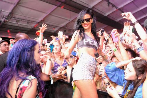 Rihanna & Raphael Saadiq make TIME Influential List