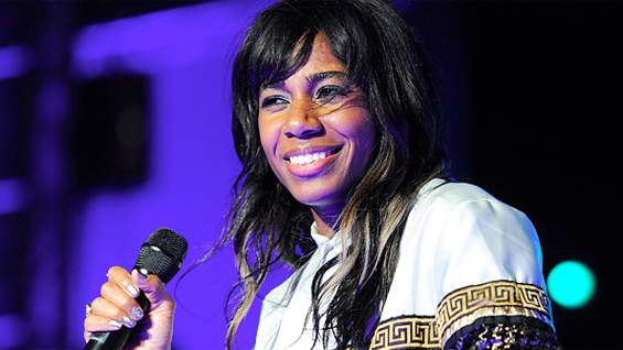 Santigold - Coachella 2012 Performance