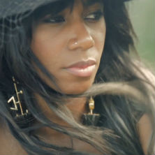 Santigold cites meditation as cure for her writer's block