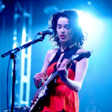 St. Vincent - Coachella 2012 Performance
