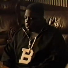 The Notorious B.I.G. - Warning (Behind the Scenes)
