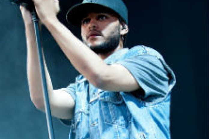 The Weeknd - Coachella 2012 Performance