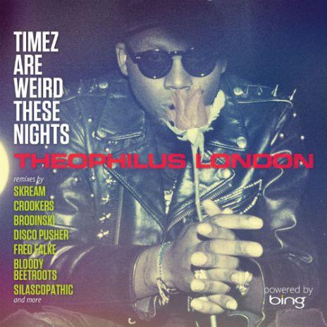 Theophilus London - Last Name London (Brodinski Remix)