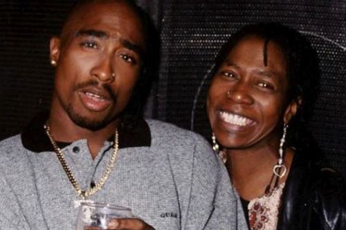 "Afeni Shakur ""thrilled"" with Coachella hologram"