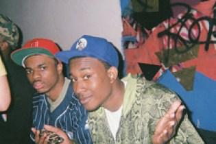 Vince Staples & Michael Uzowuru - Champagne Wishlist