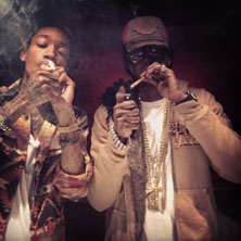 Wiz Khalifa featuring 2 Chainz - It's Nothing