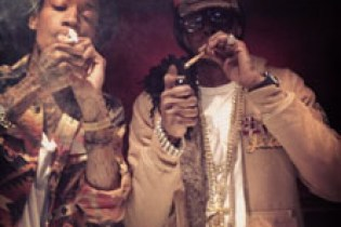 Wiz Khalifa featuring 2 Chainz - It's Nothing