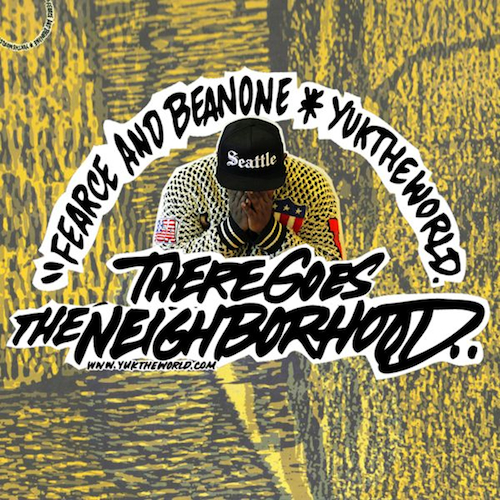 Fearce & BeanOne - There Goes The Neighborhood