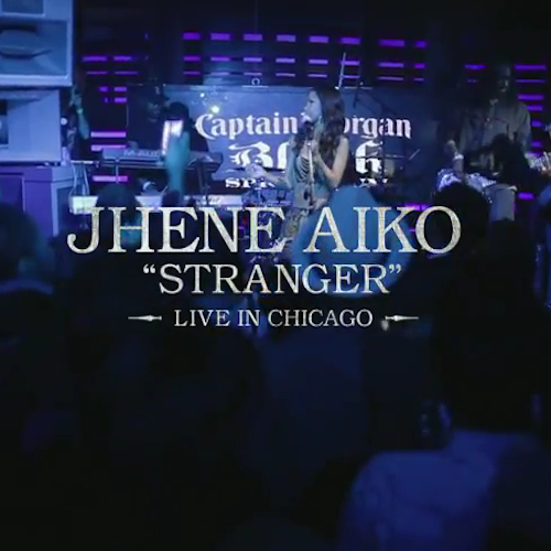 Jhene Aiko - Stranger (Live in Chicago)