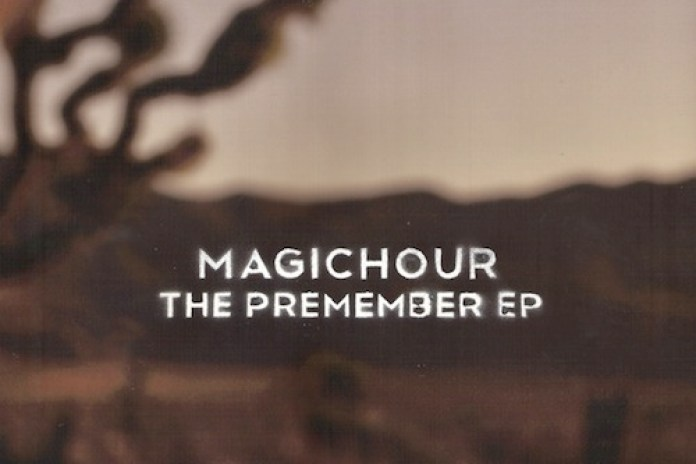 MagicHour - The Premember EP