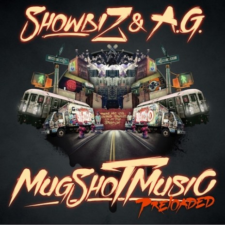 Showbiz & AG - Pre-Loaded (Free Album)