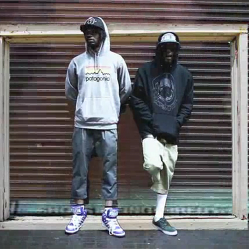 Ab-Soul featuring Danny Brown & Jhené Aiko - Terrorist Threats