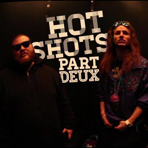 Action Bronson, Riff Raff & Dana Copafeel – Hot Shots Part Deux