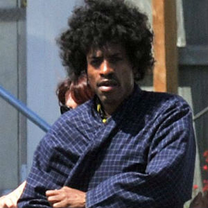 Andre 3000 Shoots Jimi Hendrix Biopic