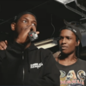 A$AP Mob - MTV RapFix Live Freestyle