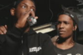 A$AP Mob - MTV RapFix Live Freestyle