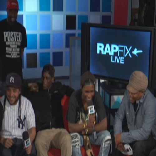 A$AP Rocky Reveals Guest Artists on Upcoming Albums