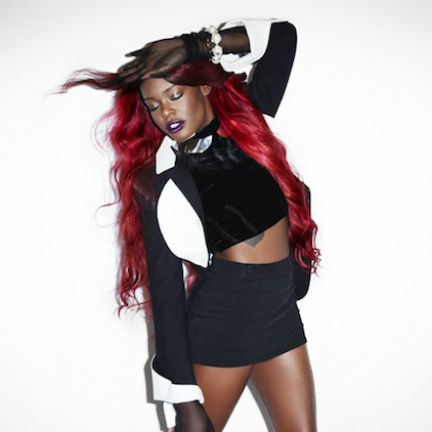 Azealia Banks & DJ Cosmo - Mermaid Ball (Mixtape)