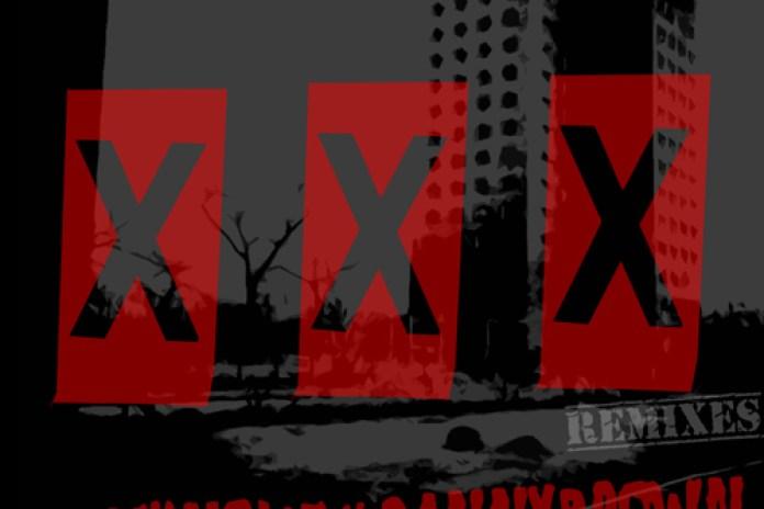 Black Noi$e & Danny Brown - XXX Remixes EP