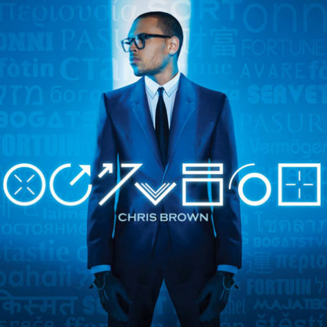 Chris Brown - Don't Wake Me Up (Produced by David Guetta)