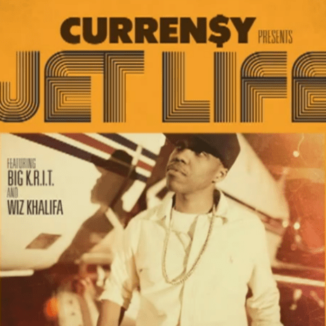 Curren$y featuring Big K.R.I.T. & Wiz Khalifa - Jet Life