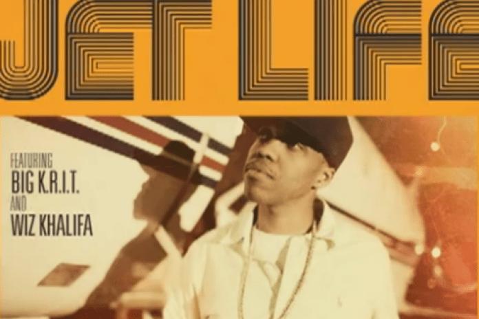 Curren$y featuring Big K.R.I.T. & Wiz Khalifa - Jet Life
