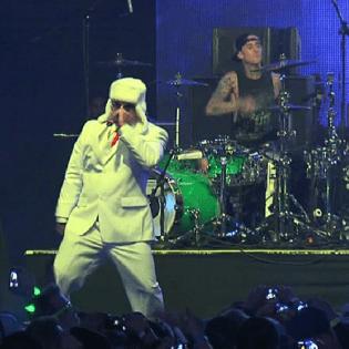 Cypress x Rusko featuring Travis Barker - Lez Go