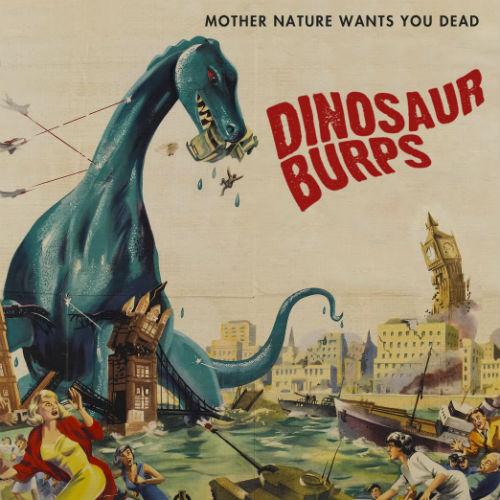 Dinosaur Burps - Oddney Strangerfield (Lungbutter)