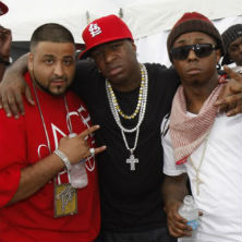 YMCMB signs DJ Khaled's label