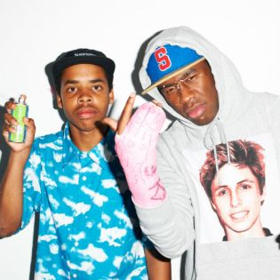 Odd Future for XXL Magazine by Terry Richardson