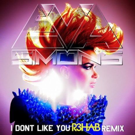 Eva Simons - I Don't Like You (Remixes)