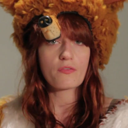 Florence + the  Machine - Wild Wild Life (Talking Heads Cover)