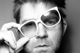 LCD Soundsystem's James Murphy and Ed Banger's Busy P link for Levi's store in Paris