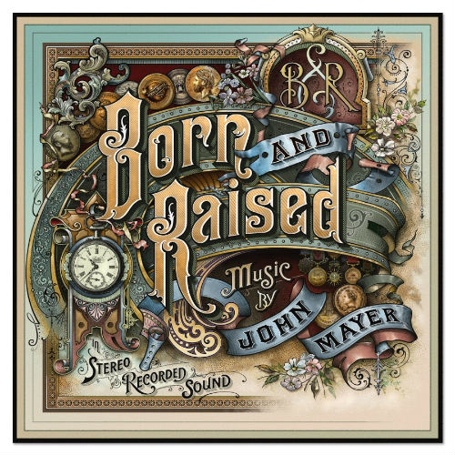 Stream John Mayer's 'Born and Raised'