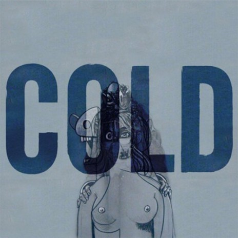 "Kanye West's New ""Cold"" Artwork by George Condo"