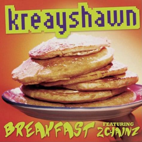 Kreayshawn featuring 2 Chainz - Breakfast (Syrup)
