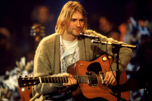 Courtney Love forfeits Kurt Cobain's publicity rights