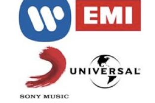 Major record labels lost global market share in 2011 while indies gained