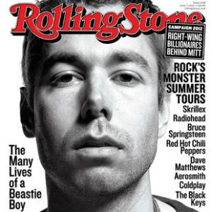 "Adam ""MCA"" Yauch Covers Rolling Stone"