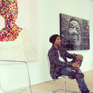 HYPEBEAST:  Dissecting Creativity with Pharrell Williams Part 2
