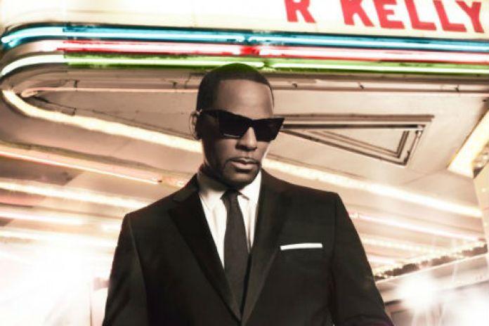 R. Kelly – Write Me Back (Album Cover & Tracklist)