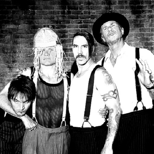 Red Hot Chili Peppers to Release 18 New Tracks Over the Next Six Months