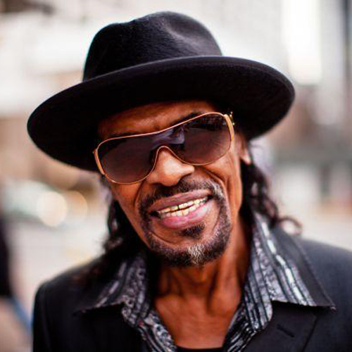 "R.I.P. Chuck Brown, ""Godfather of Go-Go"""