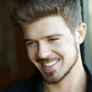 Robin Thicke - Top of the World